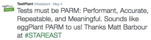 STAREAST_TestPlant_Twitter_PARM